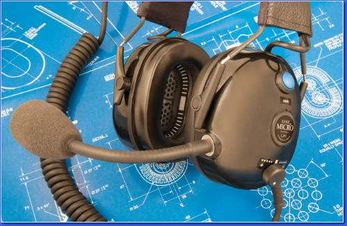 MICROSYSTEM HEADSET G4 WITH ACTIVE NOISE REDUCTION (ANR)